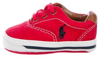 Polo Ralph Lauren Boys' Low-Top Sneakers w/ Tags