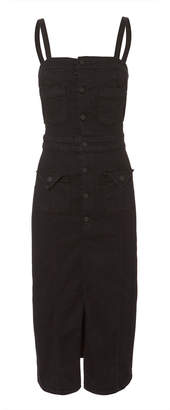 Mother To the Point Midi Dress