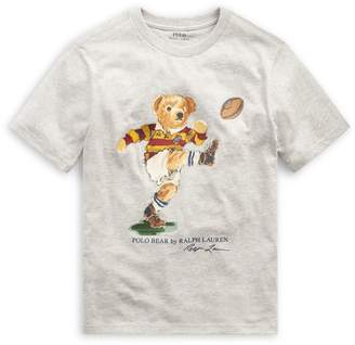 Ralph Lauren Childrenswear Boy's Graphic Cotton Tee