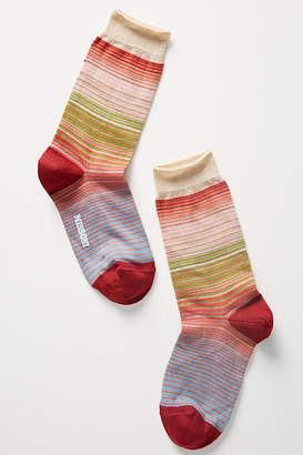 Missoni Striped Knee-High Socks