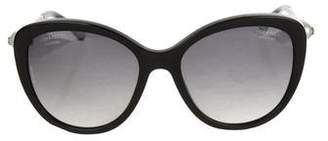 Chanel Polarized Butterfly Sunglasses