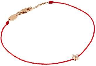 Redline Rose Gold and Diamond ShinyString Bracelet