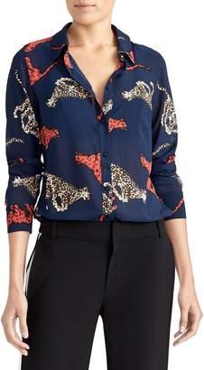 Rachel Roy Collection Jaguars Blouse
