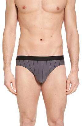 Hanro Shadow Cotton Blend Briefs