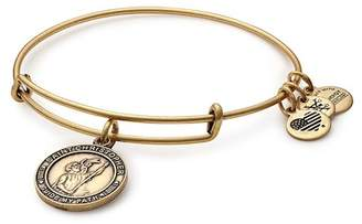 Alex and Ani St. Christopher Wire Bangle