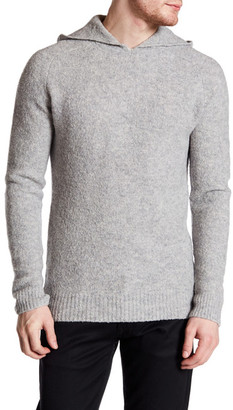 ATM Anthony Thomas Melillo Cozy Hooded Pullover $385 thestylecure.com