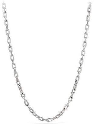 "David Yurman Madison Chain 5.5mm Extra Small Link Necklace, 36"""