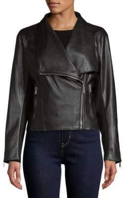 BCBGeneration Long-Sleeve Full-Zip Jacket