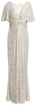 Teri Jon By Rickie Freeman Sequin Mermaid Gown