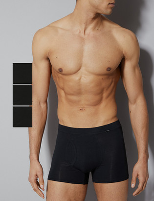 Marks and Spencer 3 Pack Supima Cotton Blend Trunks