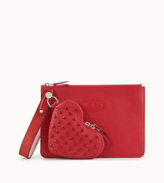 Tod's Tods Pouch in Leather
