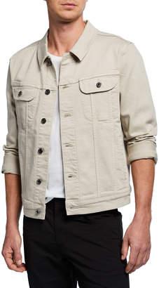 Vince Men's Trucker Jacket