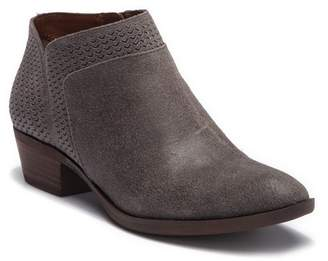 Lucky Brand Brintly Perforated Ankle Bootie