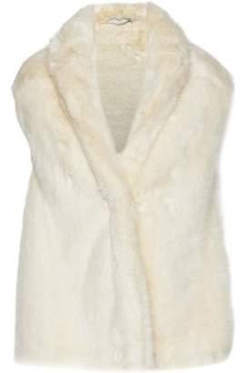 Stella McCartney Faux Fur Wrap