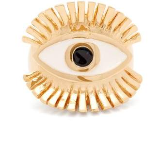 Chloé Eye Motif Ring - Womens - Gold