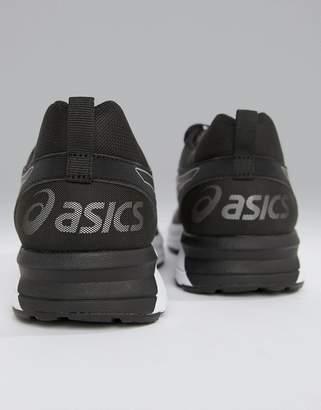 Asics Running gel torrance mx sneakers in black