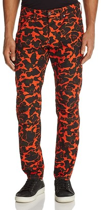 G-STAR RAW Elwood X25 Camo Print New Tapered Fit Jeans by Pharrell Williams $170 thestylecure.com