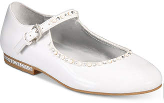 Kenneth Cole Reaction Blanche Stone Shoes, Little Girls (11-3) & Big Girls (3.5-7)