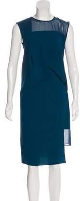 Helmut Lang Sleeveless Knee-Length Dress w/ Tags
