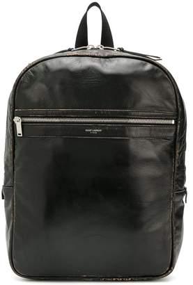 Saint Laurent City backpack