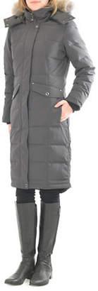 COMPANY OF ADVENTURERS Fur Hood Down Parka
