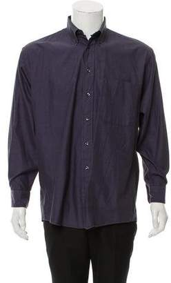 Burberry Long Sleeve Casual Shirt