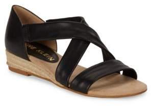 Anne Klein Nicco Wedge Sandals