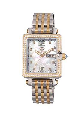 REACTOR Women's 'Trinity' Swiss Quartz Two-Tone and Stainless Steel Casual Watch