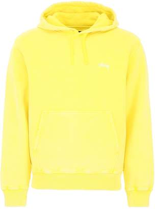 41956df540e Stussy Yellow Men s Sweatshirts - ShopStyle