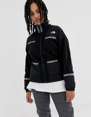 The North Face 92 Rage full zip fleece in black