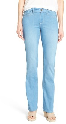 Women's Nydj 'Barbara' Stretch Bootcut Jeans $134 thestylecure.com