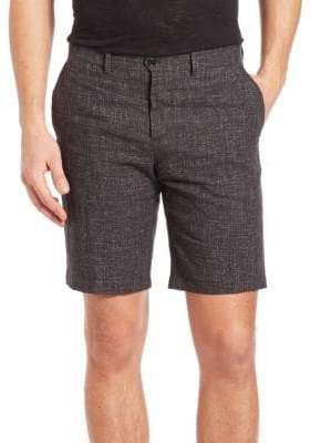 J. Lindeberg Slim Fit Textured Shorts