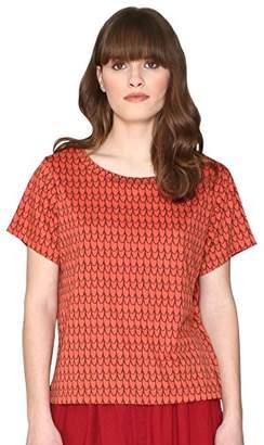 PepaLoves Women's 108021 T-Shirt,(Manufacturer Size: XS)