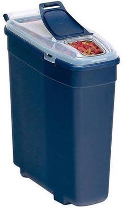 Bergan Pet Food Smart Storage, Blue