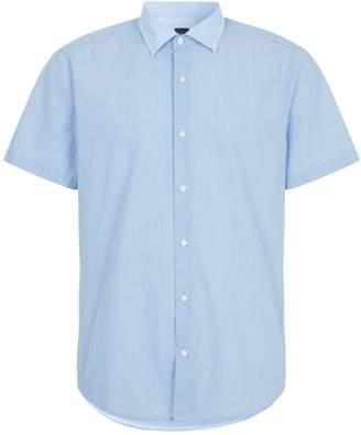 HUGO BOSS Cotton Short Sleeve Shirt