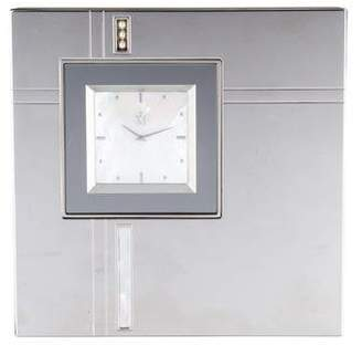 Mikimoto Mother of Pearl Embellished Desk Clock