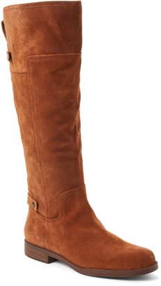 Franco Sarto Whiskey Capitol Suede Riding Boots