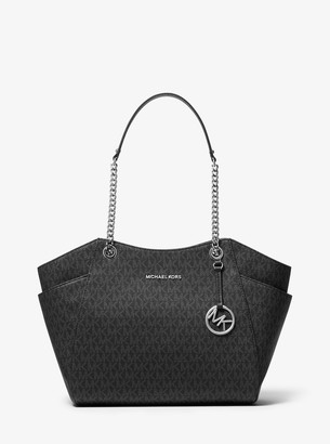 MICHAEL Michael Kors Jet Set Large Logo Tote Bag
