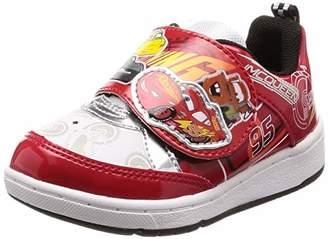 Disney (ディズニー) - [ディズニー] 運動靴 通学履き ソフィア ミニー カーズ キッズ DN C1220 レッド 19 cm 2E