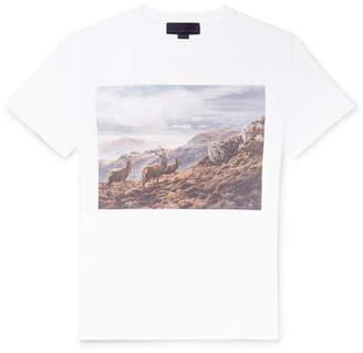 Stella McCartney Printed Cotton-Jersey T-Shirt