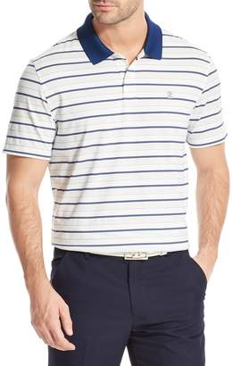 Izod Short-Sleeved Golf Polo Shirt