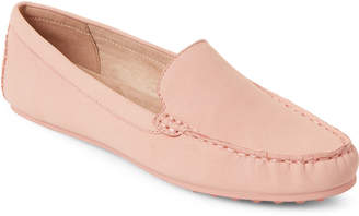 a5ad219456b Aerosoles Pink Over Drive Nubuck Loafers