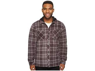 O'Neill Glacier Quilted Long Sleeve Woven Men's Clothing