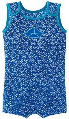 Schiesser Baby Boys Aqua Bade-Body Swimsuits,(Manufacturer Size: 80)