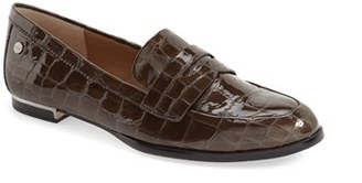 Women's Calvin Klein 'Celia' Penny Loafer $119.95 thestylecure.com