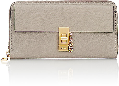 Chloé Chloé Women's Drew Zip-Around Long Wallet