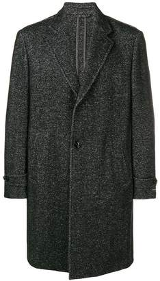 Ermenegildo Zegna classic single-breasted coat