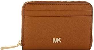 MICHAEL Michael Kors Leather Mercer Zip-Around Wallet