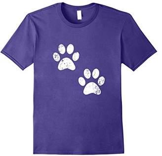Dog Paw Print T-Shirt