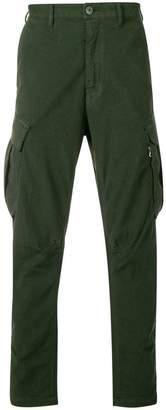 Stone Island Shadow Project tapered cargo trousers